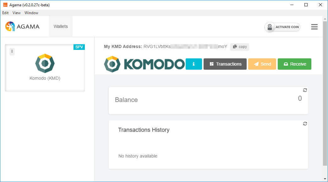 how to buy komodo coin